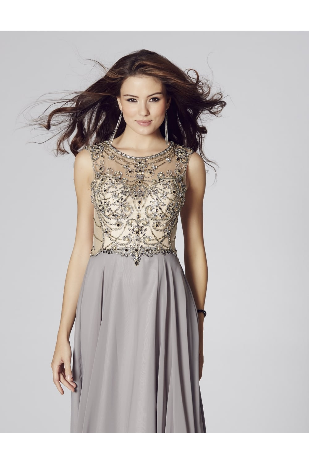 Tiffany Illusion Prom Kendra Prom Dress
