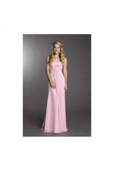 Emma bridesmaid dress Bubblegum Pink