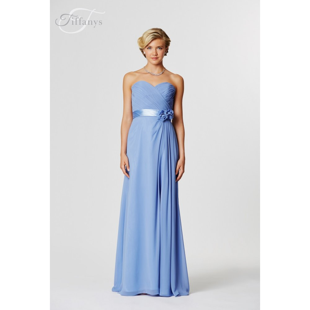 Saffron Long Dress From Tiffanys Serrenade At Cargo
